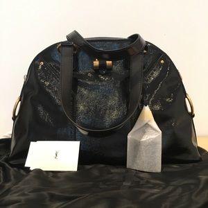 BN YSL Muse handbag.